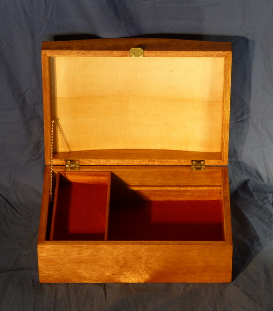 Jewelry box with 11